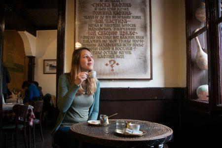 Enjoy your morning black Serbian/Turkish Coffee