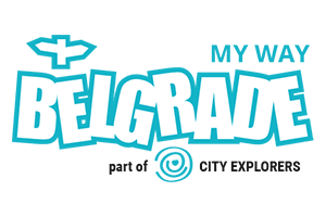 Belgrade my way logo