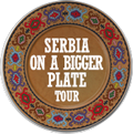 Serbia on a bigger plate tour