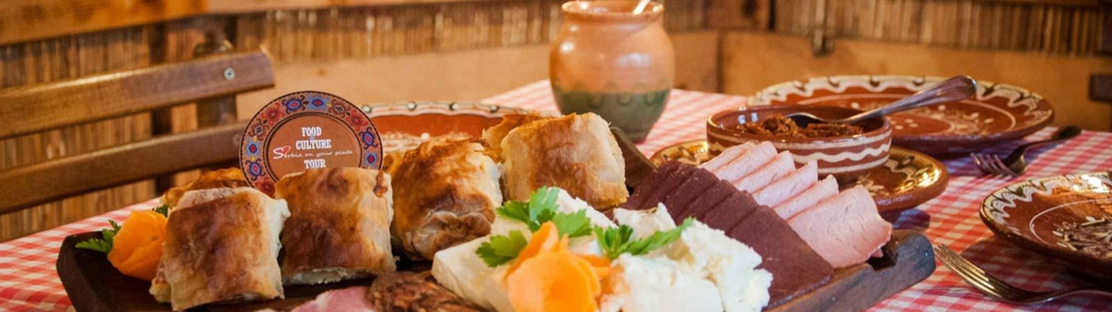 Meze: Serbian Appetizer