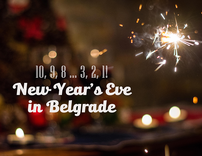 10 places in Belgrade to go to for the New Year's Eve