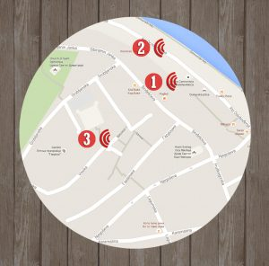 Scents And Sounds Map Of Belgrade Edition Zemun Food And