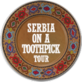 Serbia on a toothpick tour