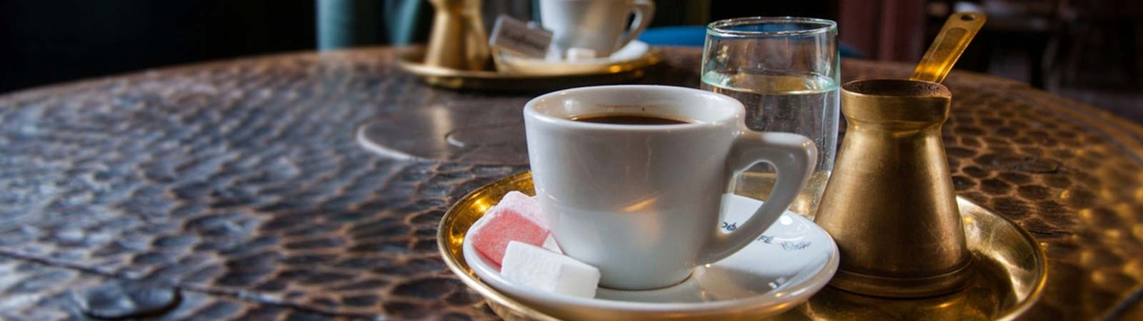 Kafa: Serbian/Turkish Coffee – Oriental heritage in Serbia