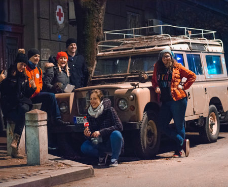 Erkundung von Dorćol, das zentrale Viertel des Belgrads, Street food tour Belgrade